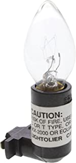 Lightolier 8351 Basic Black Miniature Track Light Lamp Holder Accessory, Black