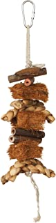 Prevue Hendryx 62803 Naturals Coco Rope Mini Bird Toy