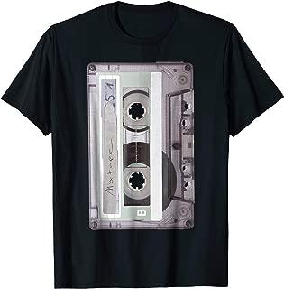 Best old school cassette tapes t shirt Reviews