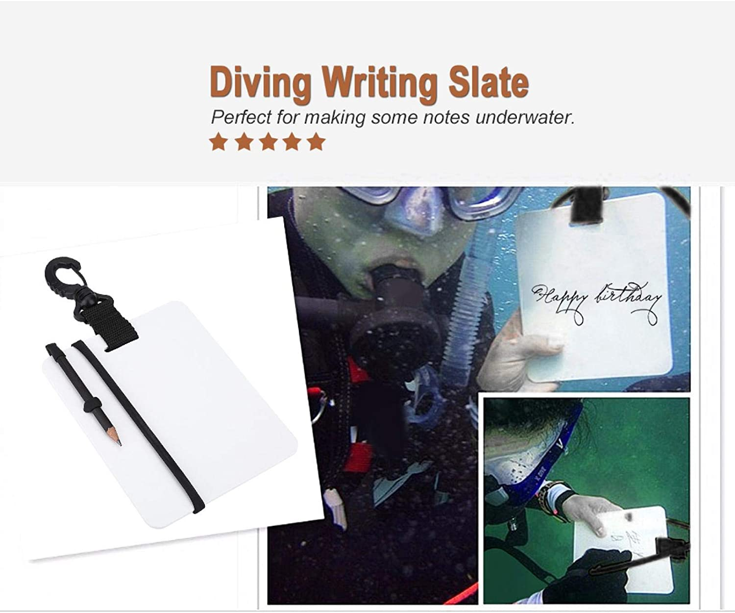 55% OFF SALUTUYA Effectively Max 44% OFF Avoid Dropping Into wit Water Writing Slate