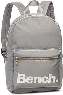 Bench 64158 - Mochila pequeña para mujer, color gris claro