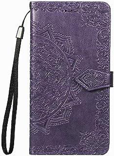 Wuzixi Case for vivo Y52s t1. Anti-Scratch, Flip Case Side suction Kickstand Feature Card Slots Case, PU Leather Folio Cov...