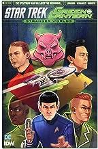 STAR TREK GREEN LANTERN #6 C, NM, Spock, Kirk, War, 2016, Variant, Stranger Worlds