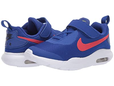Nike Kids Air Max Oketo (Infant/Toddler) (Hyper Blue/Track Red/Black/Bright Cactus) Kids Shoes