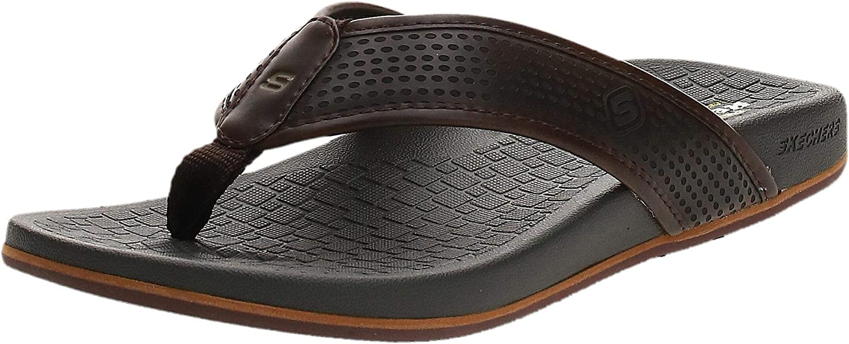 Skechers Men's Pelem Emiro Flat Sandal