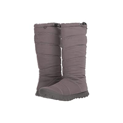 Bogs B Puffy Tall (Dark Gray) Women