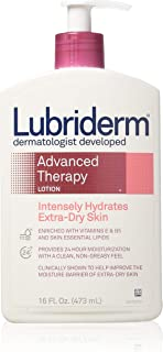Lubriderm Advanced Therapy Lotion 16 oz ( Pack of 3)