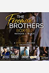 The Freeman Brothers: A Secret Baby Romance Collection Kindle Edition