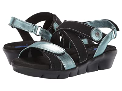 Wolky Electra (Ice Blue) Women