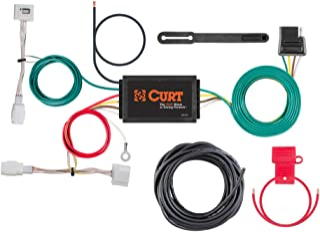CURT 56377 Vehicle-Side Custom 4-Pin Trailer Wiring Harness, Select Mazda CX-5 , Black