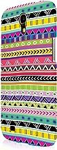Empire Signature Series Slim-Fit Case for Samsung Galaxy Mega 6.3 - Retail Packaging - Aztec Fiesta