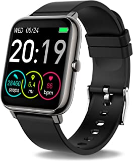 Smart Watch, Fitness Tracker with 1.4inch Full Touch Screen, Smartwatch for Men Women Sleep...