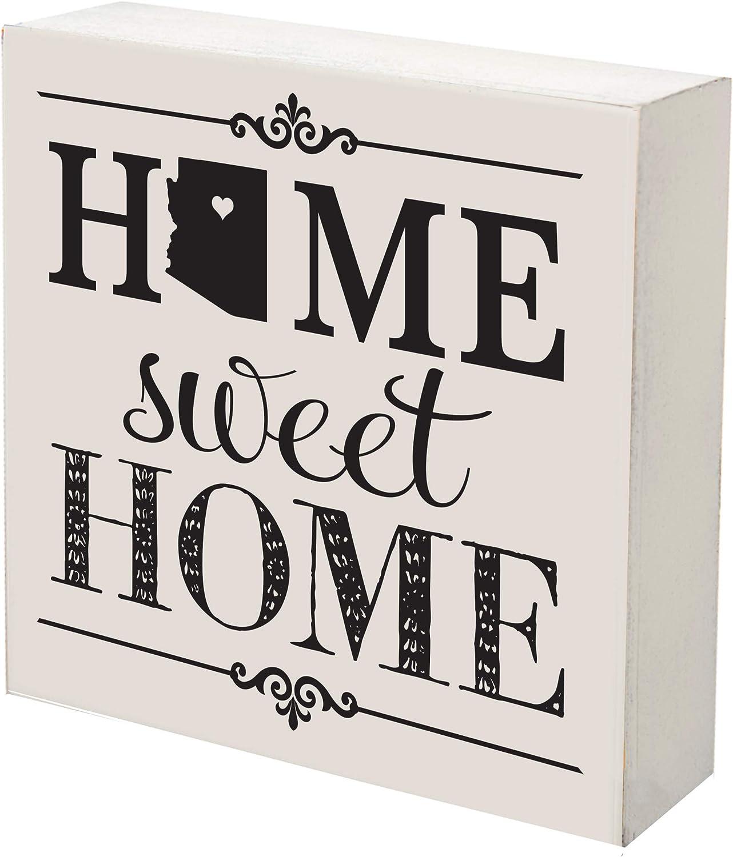 LifeSong Max 75% OFF Seasonal Wrap Introduction Milestones Arizona Home State Hom Shadow Box Sweet