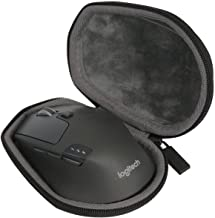 Hard Travel Case for Logitech M720 Triathalon Multi-Device Wireless Mouse by co2CREA