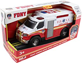 Daron FDNY Ambulance with Lights & Sounds 2019 New