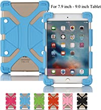 Universal 7.9-9.0 inch Tablet Case, Artyond Shockproof Silicone Protective Cover with Stand Feature for iPad Mini,Kindle Fire HD 7/HD 8/HDX,Asus,Samsung Galaxy Tab & Other 7.9-9.0 inch Tablets(Blue)