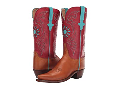 Lucchese Thea (Whiskey/Merlot) Women