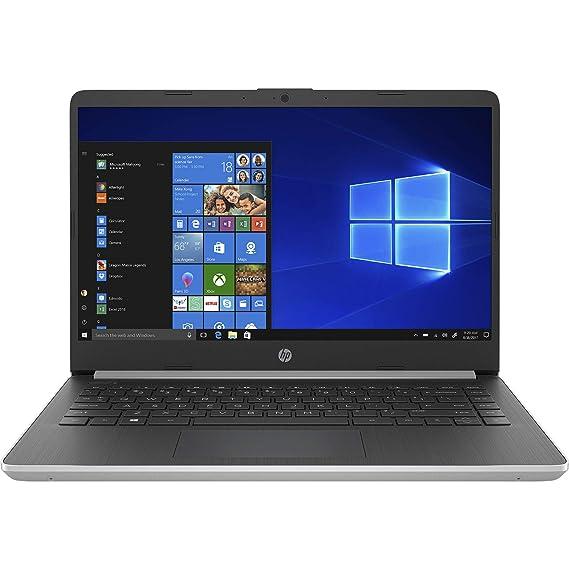 HP Notebook PC 340S G7 14-inch Laptop (10th Gen Core i7-1065U/8GB/512GB SSD/Windows 10 Pro/Intel Iris Plus Graphics), Ash Silver