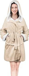 fox dressing gown
