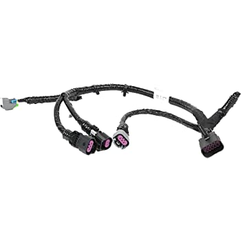 ACDelco 22704607 GM Original Equipment Front Driver Side ABS Wheel Speed Sensor Wiring Harness