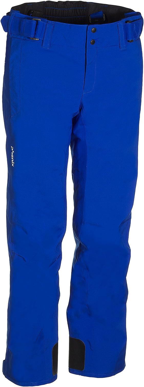 (XXLarge, Royal blueee)  Phenix Matrix III Men's Ski Salopette PZ Slim, Men, Matrix III Salopette PZ Slim
