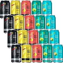 [Amazon限定ブランド] サッポロチューハイ 99.99 フォーナイン 人気フレーバー5種 飲み比べセット [ チューハイ 350ml×20本 ]