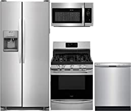 4 piece appliance packages