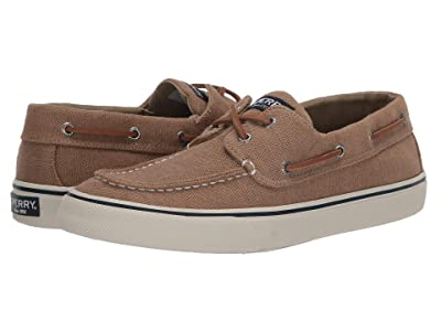 Sperry Bahama II Distressed (Khaki) Men