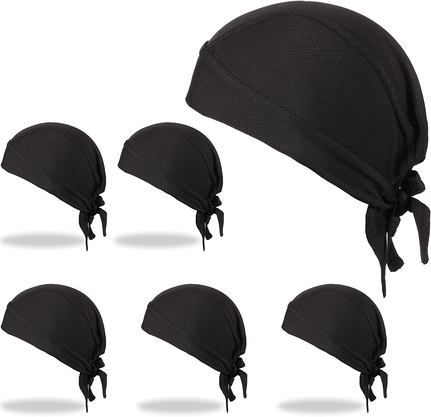 6 Ranking TOP14 Pieces New arrival Sweat Wicking Beanie Quick Skull Cap H Drying