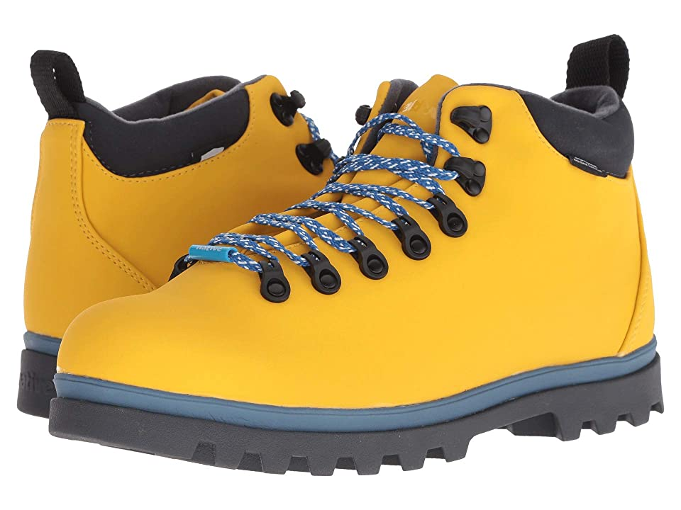 Native Shoes Fitzsimmons Treklite (Alpine Yellow/Storm Blue/Onyx Black) Shoes