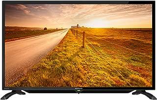 Sharp 32 Inch HD TV - LC32LE185M, Black
