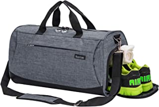 60L Travel Duffel Bags with Shoes compartment Overnight Weekend Bag for Men and Women