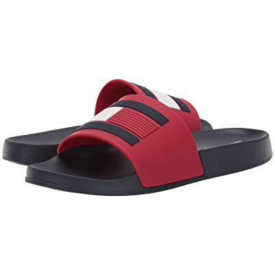 Tommy Hilfiger Dillis (Medium Red Synthetic) Women