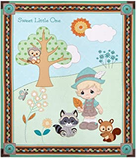 Best panel baby quilts Reviews