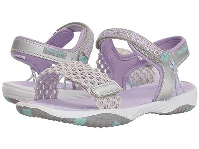 Jambu Kids Mohi (Toddler/Little Kid/Big Kid) (Silver) Girls Shoes