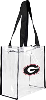 Littlearth NCAA Clear Square Stadium Tote