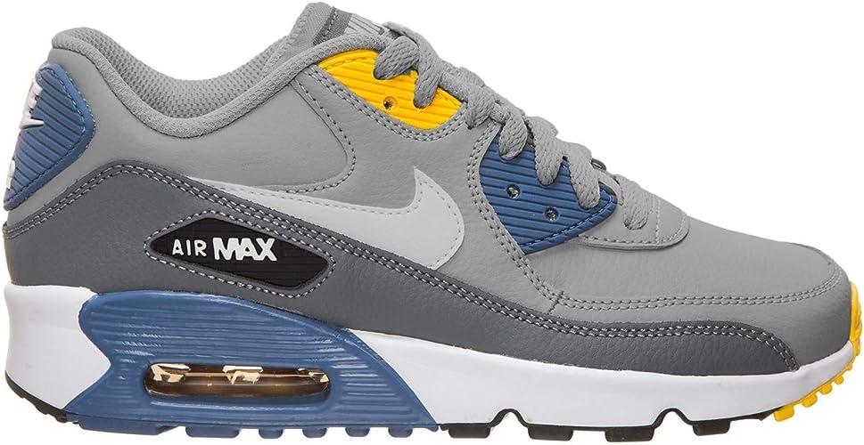 Nike Air Max 90 LTR, Scarpe Sportive Uomo, Multicolore (Wolf Grey ...
