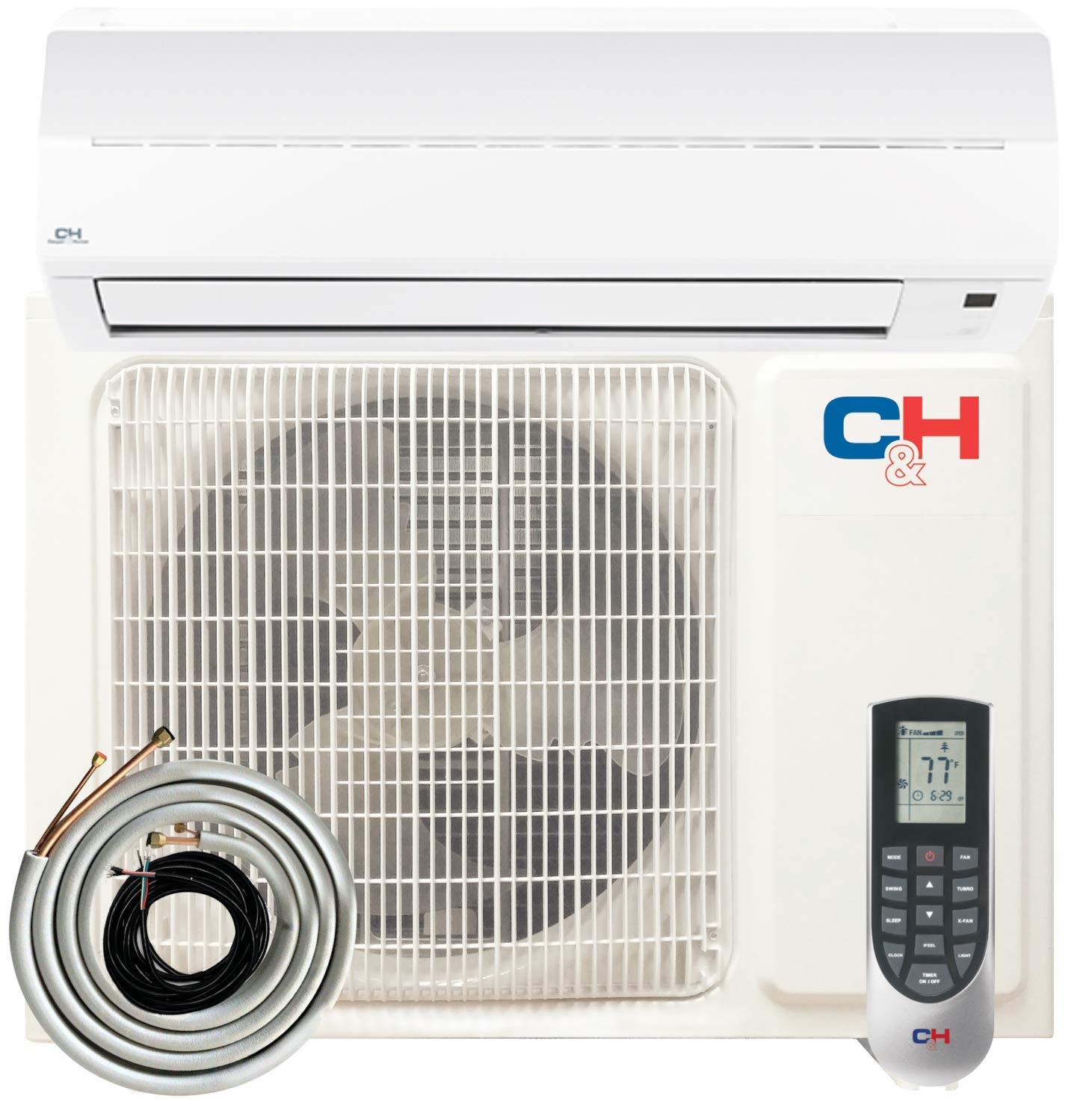 COOPER HUNTER Ductless Conditioner Installation