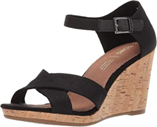 vegan wedge sandals
