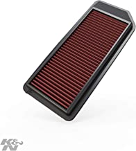 K&N engine air filter, washable and reusable: 2007-2008 Acura TL 33-2379