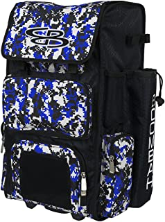 Rolling Superpack Baseball/Softball Gear Bag - 23-1/2