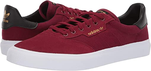 Collegiate Burgundy/Core Black/Gold Metallic