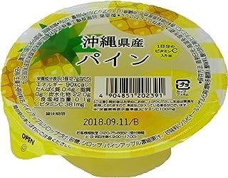 谷尾食糧 国産果実沖縄県産パインジュレ 127g×12個