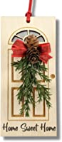Home Sweet Home Christmas Ornament - First Time Homeowner Present - Real Estate Closing Gift for Buyers for Holidays -...