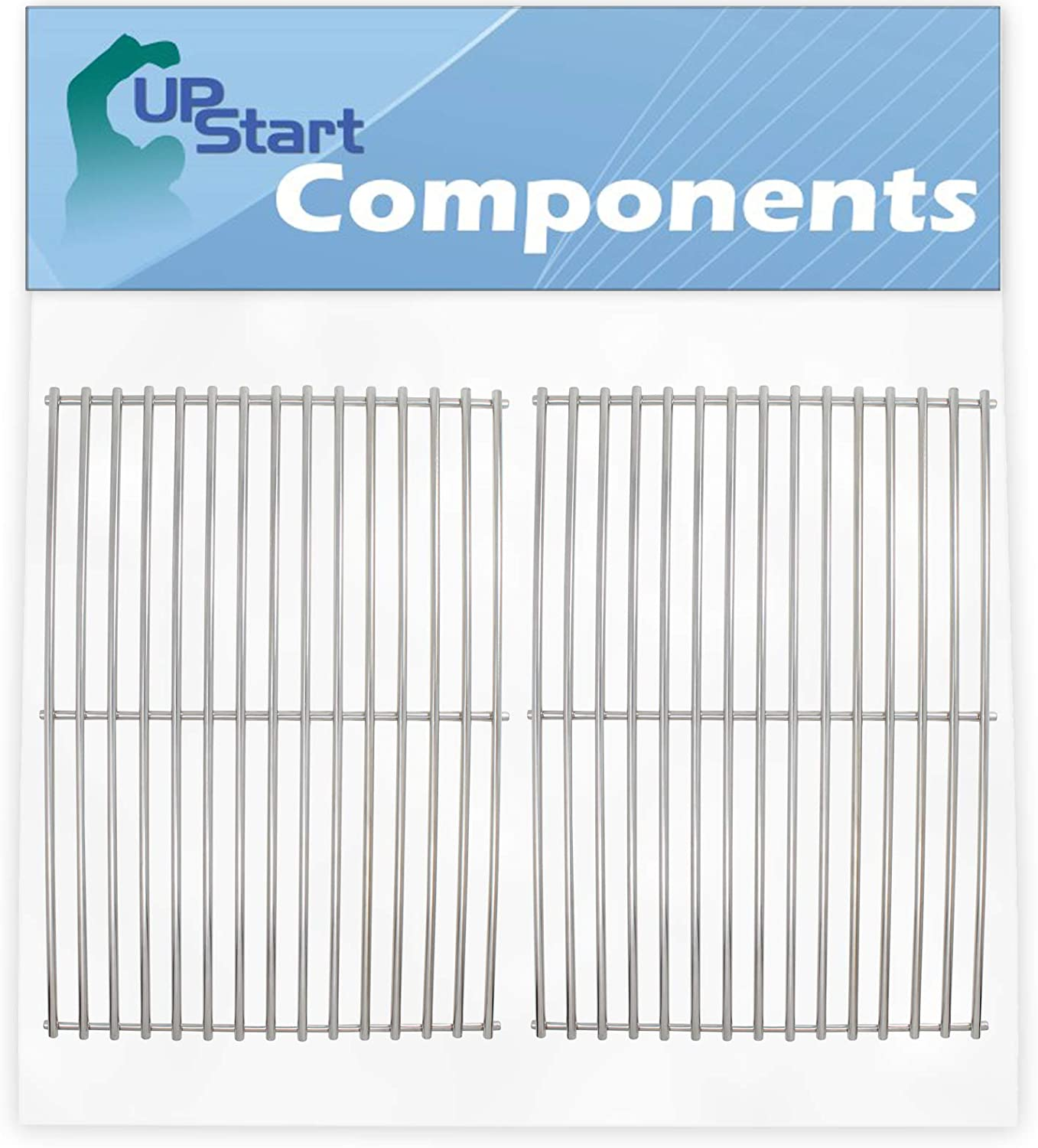 UpStart Components 2-Pack BBQ Manufacturer direct delivery OFFicial site Grill Cooking Grates P Replacement