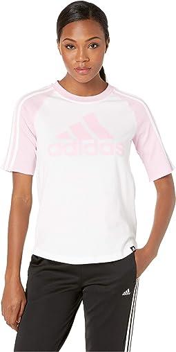 White/True Pink