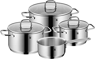 WMF 1730076380 Inspiration Cookware, Set of 4