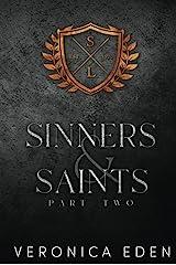 Sinners and Saints Part Two Relié