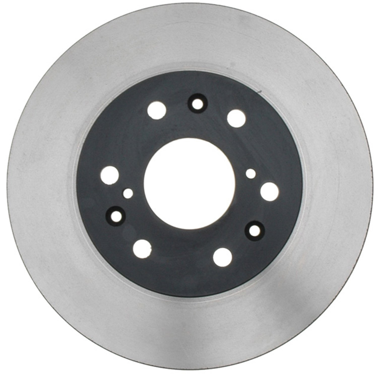 ACDelco Gold 18A1705 Black Hat Front Disc Brake Rotor