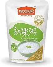 Tohkin Food USA Ready-to-serve Rice Porridge, Box (300g x 9 pouch)